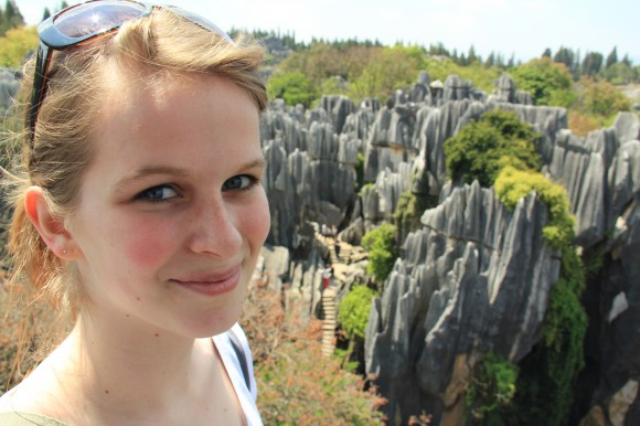 Nicole Ligthart, author of TCK story 'No Regret'.