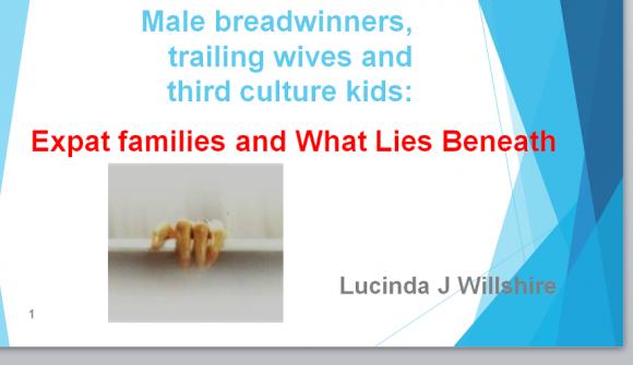 Lucinda's talk pic