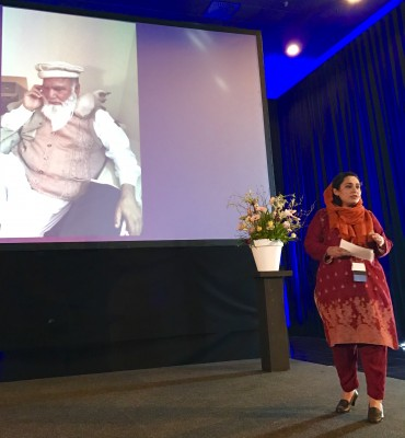 Slurping Soup co-author Maryam Afnan Ahmad presents at FIGT 2017